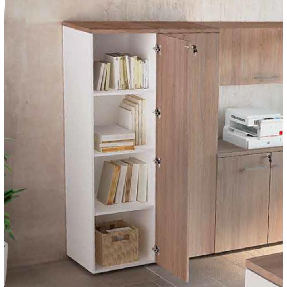 Armário para Escritório Executive Desk  725606 - Linha M - office 44mm