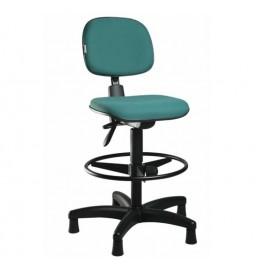 Cadeira Caixa Secretária giratória a gás com Back System II-Draco- Mobilan