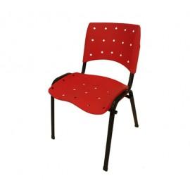 Cadeira Fixa Empilhável Ergoplax -Cores